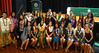 Graduates from CTAHR's family and consumer sciences department at the spring 2016 Graduation Convocation on May 4, 2016 at the UH Manoa Campus Center Ballroom.