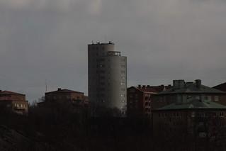 Converted Watertower - Guldhedens norra vattentorn
