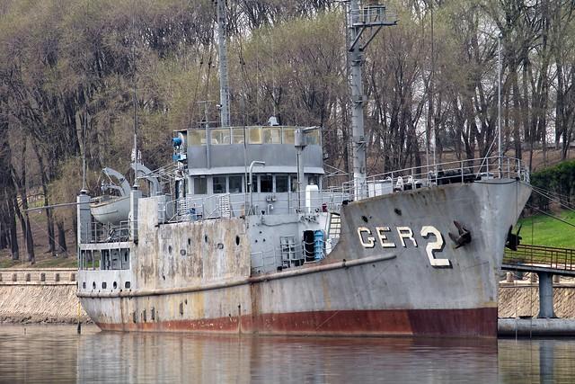 US Spy Ship Pueblo