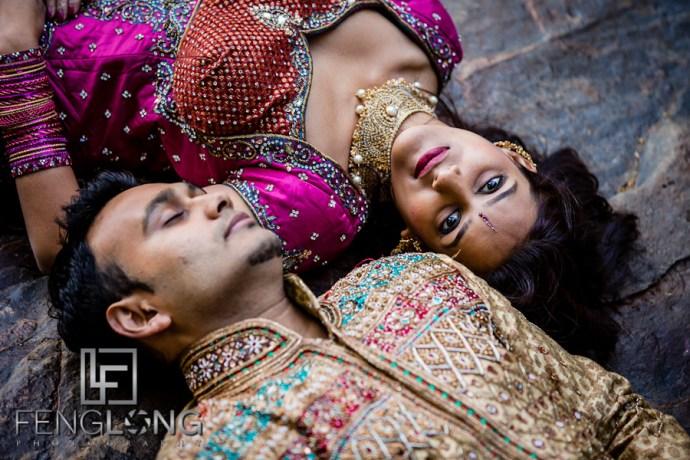 Suhana & Rajib's After Wedding Photo Session | Sope Creek Trail | Atlanta Indian Wedding Photographer