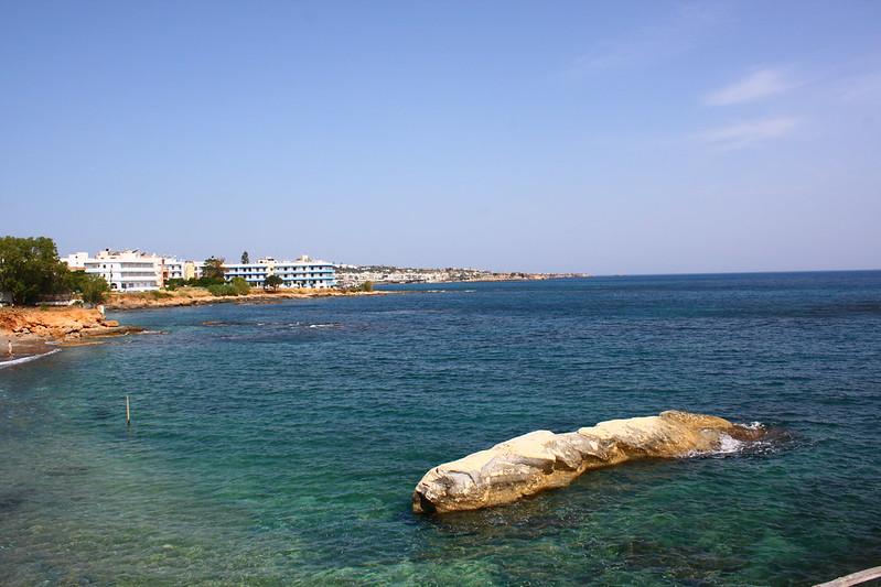 Hersinossos, Crete
