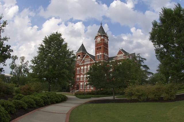 Samford University Campus Map