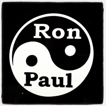 Ron Paul, y'all. #r3volution #2012