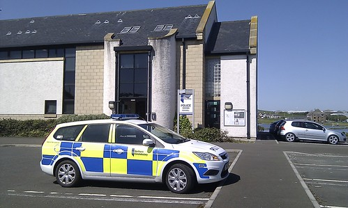 #northernBLcamp at Kirkwall Police Station