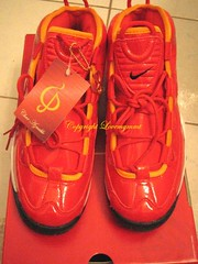 Nike Air Max Tempo – Char Aznable – Gundam Shoes (3)