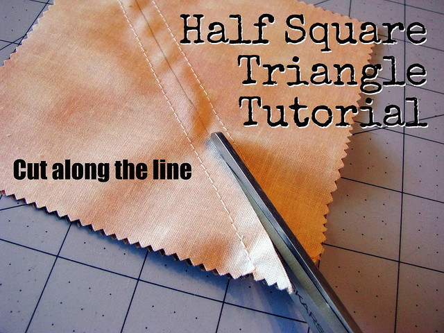 Half Square Tutorial