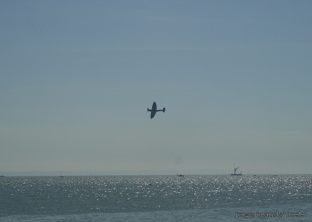 Spitfire - Southend Air Show - Sunday, 27th May (4)