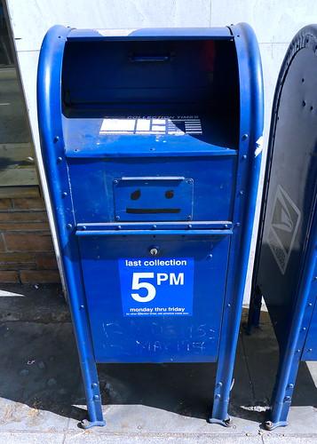 Ambivalent Postbox