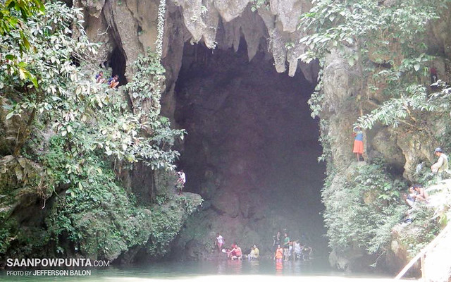 Lussok Cave