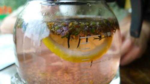 Mmmm Lavender Tea