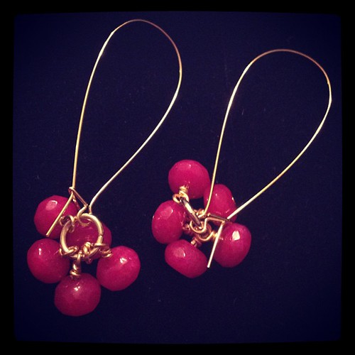 Beautiful earrings from YUEN London! http://boticca.com/yuenlondon/