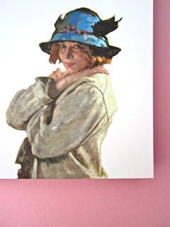 Virginia Woolf, La signora Dalloway, Einaudi 2012. Progetto grafico: 46xy. Copertina. (part.), 5