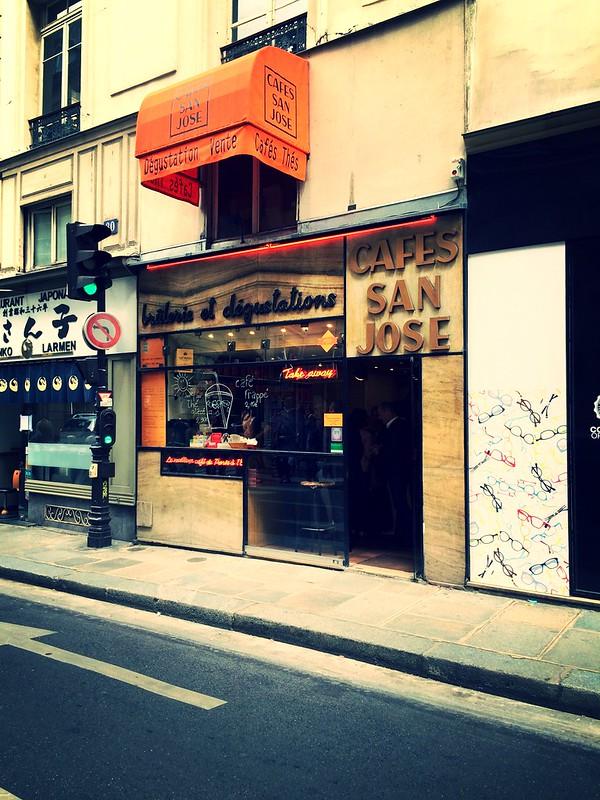 Cafés (et café) San José