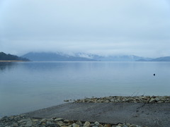 Lake Jocassee from Boat Ramp