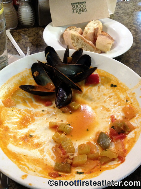 Seafood meals at Whole Foods Market- bouillabaise $12-001