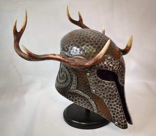 Skyrim Helm