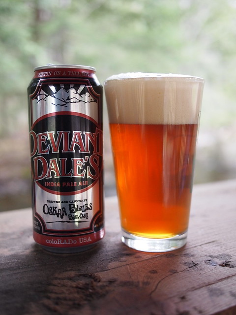 Oskar Blues Deviant Dale's India Pale Ale