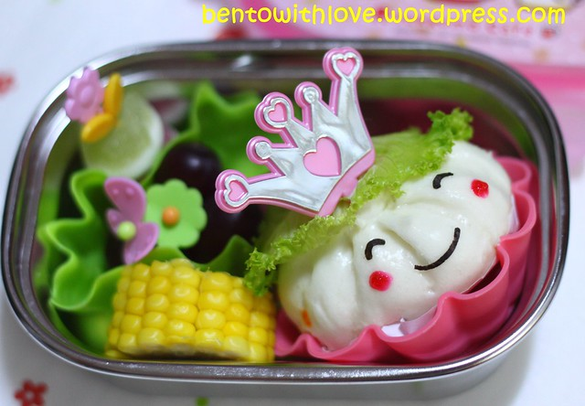 Lettuce Princess Bento
