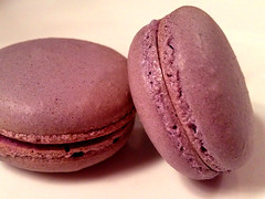 Ube Macarons By my friend Remil
