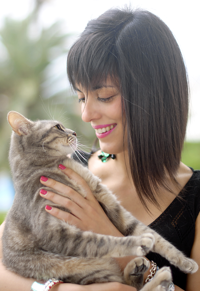 Kissing Kiki