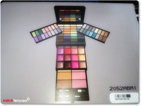 VS Mega Makeup Kit