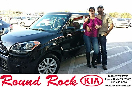 Congratulations to Sierra Romero on your #Kia #Soul purchase from Kelly  Cameron at Round Rock Kia! #NewCar by RoundRockKia