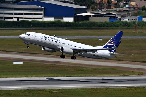 Copa Airlines | Boeing 737-800 @ SBGR