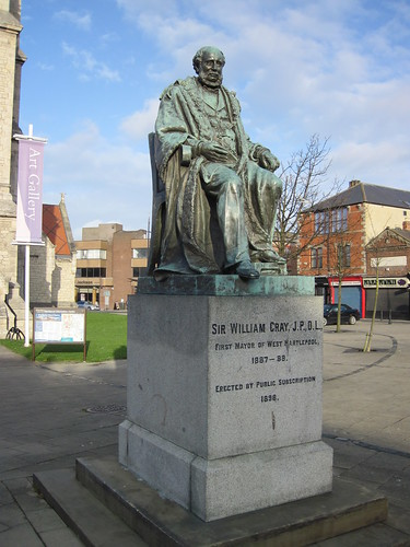 Sir William Gray, Hartlepool