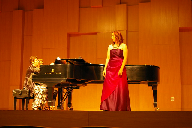 Rachelle Moss, Senior Voice Recital