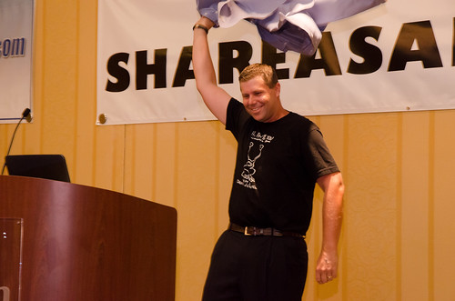 Shawn Collins at Affiliate Summit Central 2012