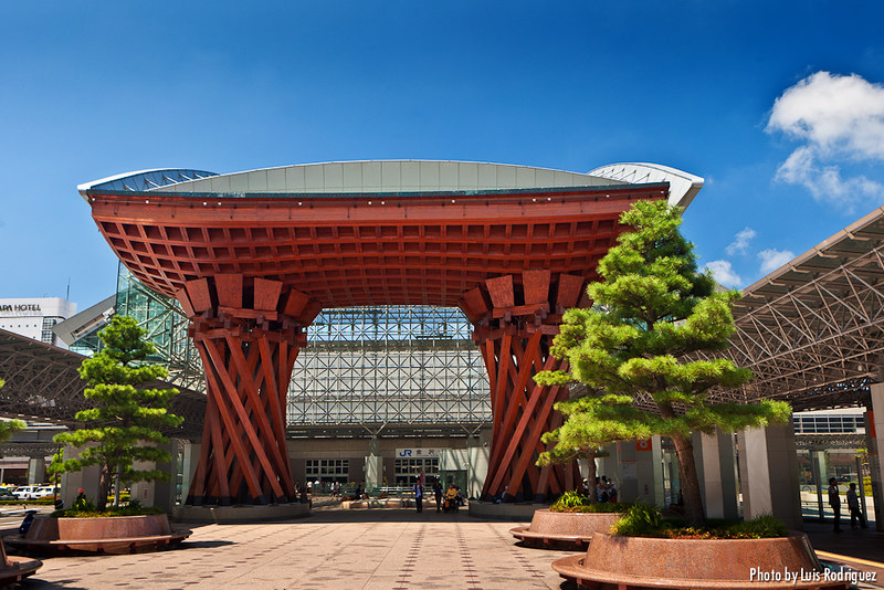 Estacion JR Kanazawa-1