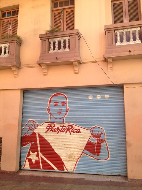 Puerto Rico mural
