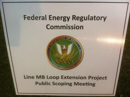 FERC Public Scoping Meeting