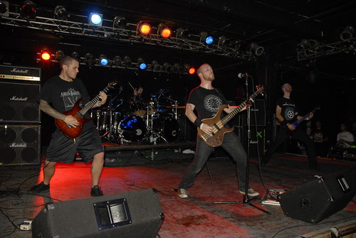 Ulcerate at Maryland Deathfest X