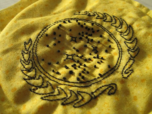 United Federation of Planets, embroidered