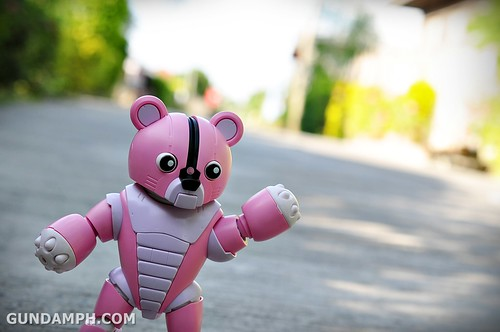 Pink Bearguy at Heritage Village Vigan 1st day