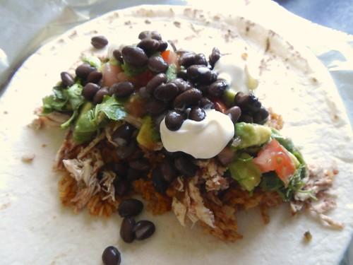 Life-Changing Burritos