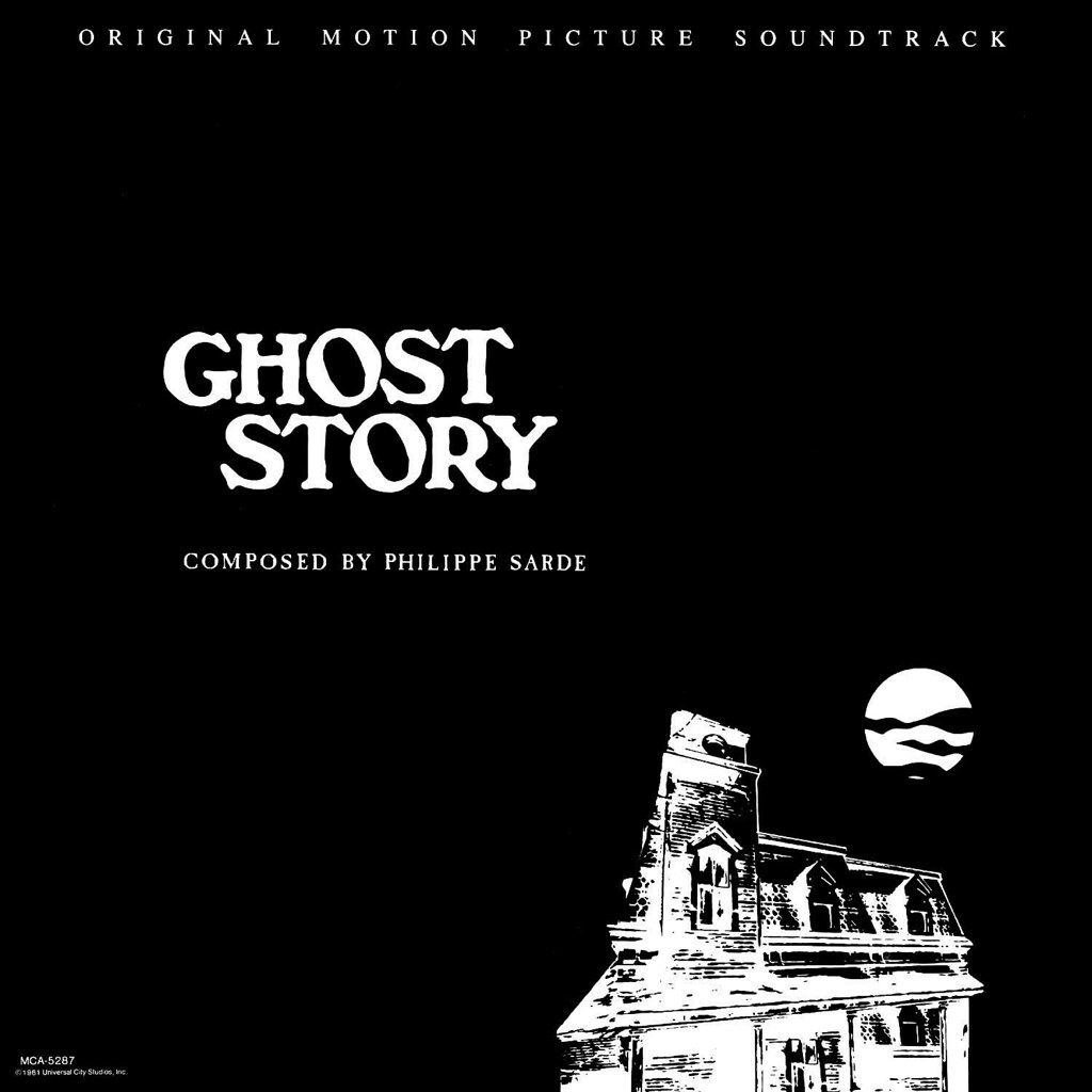 Philippe Sarde - Ghost Story