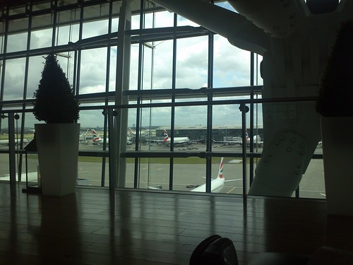 View From the Concorde Room Balcony