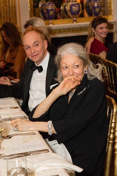 Alan Wintermute, Denise Hale