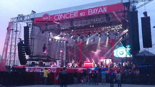 Stage Concert g Bayan