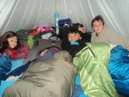 Campaments Àreu 2012 - 19 de juliol