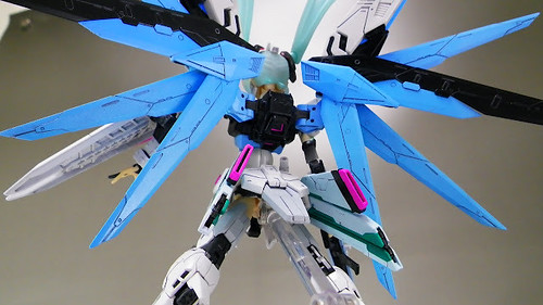 MG Girl Freedom Gundam - Custom Build Modeled by nm17090922 (7)