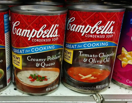 Campbell's Latin Inspired Soup