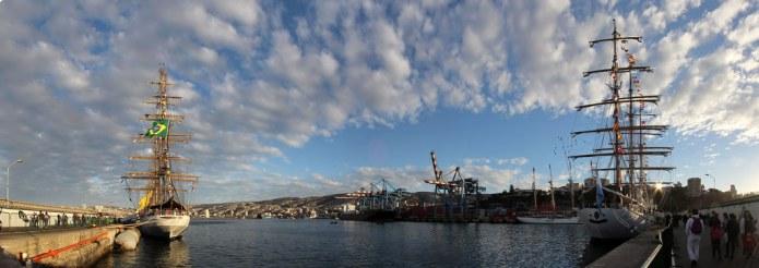 ship panorama