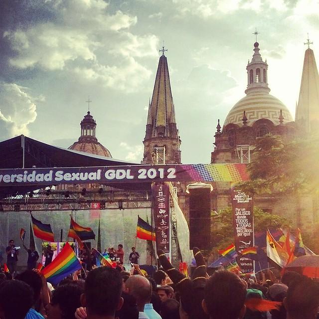 Sexual diversity parade