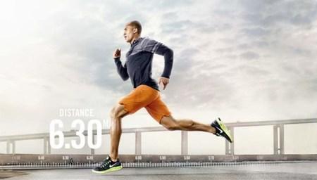 Nueva aplicación y plataforma de Nike Plus Running