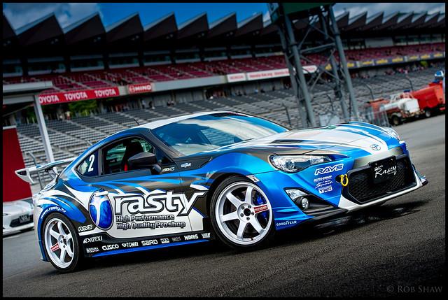 86 Rasty Fuji Style 2012