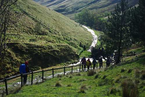 20111016-12_Footbridge-Jacobs Ladder Path-Edale-River Noe by gary.hadden