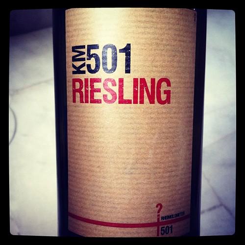 KM501 Riesling